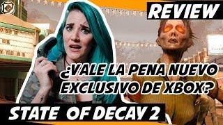 STATE OF DECAY 2 ¿Vale la pena el nuevo exclusivo de XBOX? -REVIEW