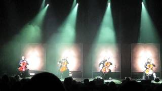 Apocalyptica (plays Metallica by four cellos): Harvester of Sorrow