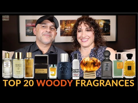 Top 20 Woody Fragrances Ranked: Woody Spicy, Woody Aromatic, Oriental Woody + More