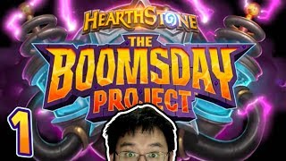 NEW EXPANSION & NEW CARDS - BOOMSDAY PROJECT! | Card Review | Hearthstone