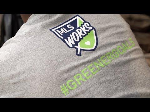 MLS Works #GreenerGoals