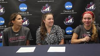 Women's Volleyball Press Conference - CCNY
