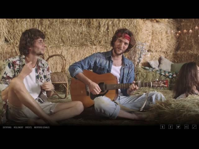 Hippie or not Hippie avec M6 mobile