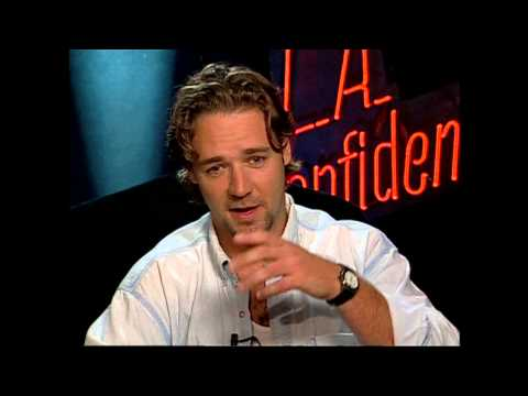 L.A.  Confidential:  Russell Crowe Exclusive Interview
