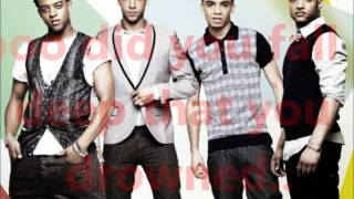 JLS - Killed By Love (Lyrics)