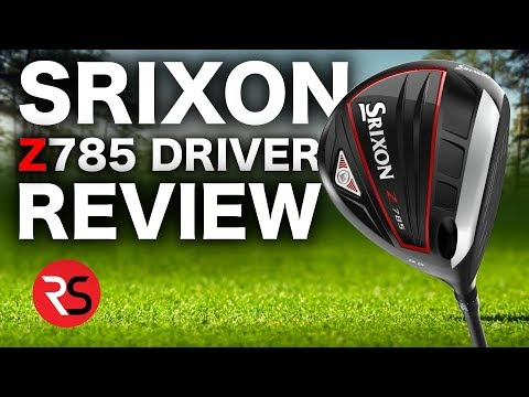 The most UNDERRATED driver brand….. SRIXON Z785 DRIVER REVIEW