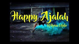 Happy Ajalah (Santai) Lirik - Dj Qhelfin & Gafar