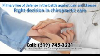 preview picture of video 'Chiropractic Kitchener Waterloo'