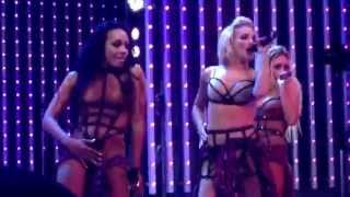 "Danity Kane ""All in a Day's Work"" at Universal CityWalk Los Angeles (07/10/14)"