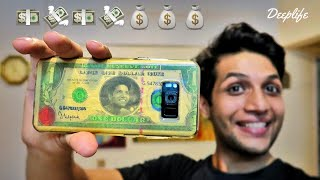 YOUR FACE BANK NOTE DIY
