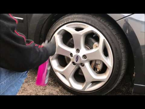 TSP – Best Alloy Wheel Cleaner – Meguiars Hot Rims VS Wonder Wheels Hot Wheels