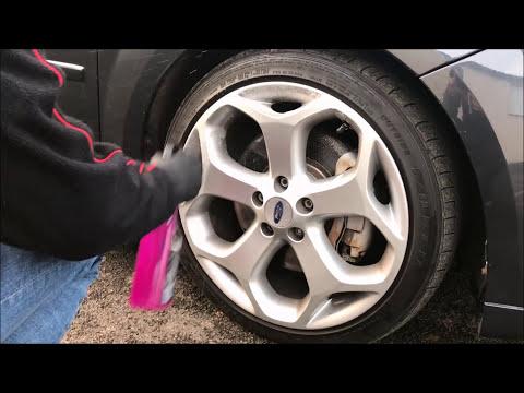 TSP – Best Alloy Wheel Cleaner – Meguiars Hot Rims VS Wonder Wheels Hot Wheels