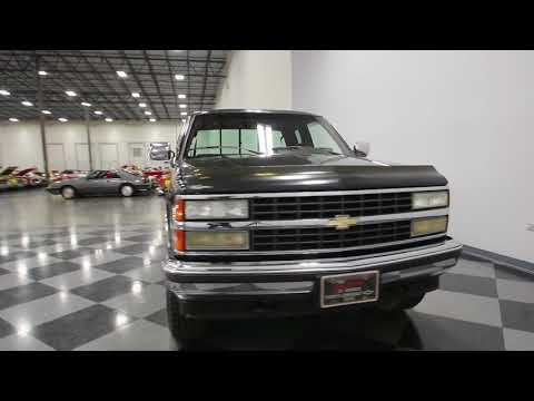 Video of '91 Silverado - M8YD