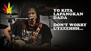 Gambar cover Tony Q Rastafara Don't Worry Lirik (in lyrics)