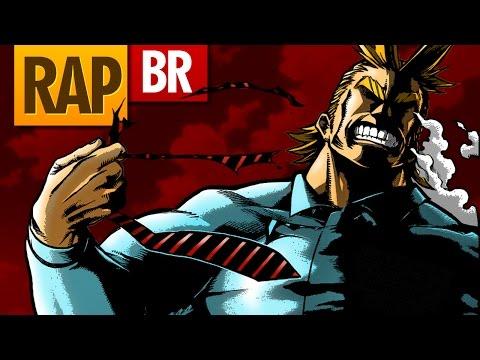 Música Rap All Might (Boku No Hero)
