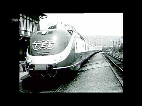 """Der TEE """"Trans Europ Express"""""""