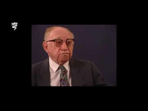 Jacques Stroumsa raconte son arrivée à Auschwitz et la séparation d'avec son épouse enceinte
