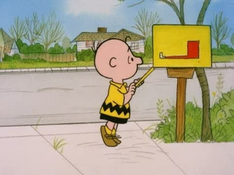 Valentine video E-cards, Valentines Day is fast approaching and the Peanuts gang have their hopes for the day Charlie