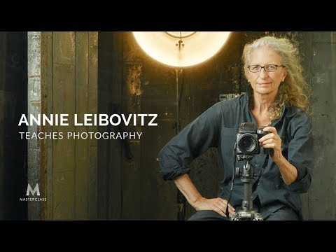 MasterClass - Annie Leibovitz Teaches Photography