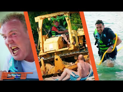 The Grand Tour: On the Beach in Barbados