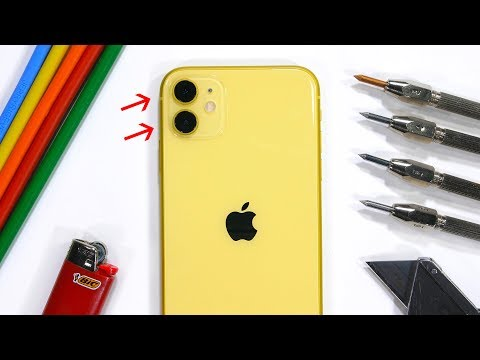 iPhone 11 Durability Test! - is the 'cheap' iPhone different?