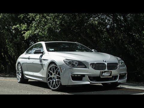 BMW 650i Coupe on Avant Garde M310 Wheels by California Wheels