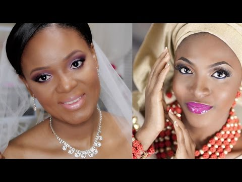How To | Nigerian Wedding Makeup