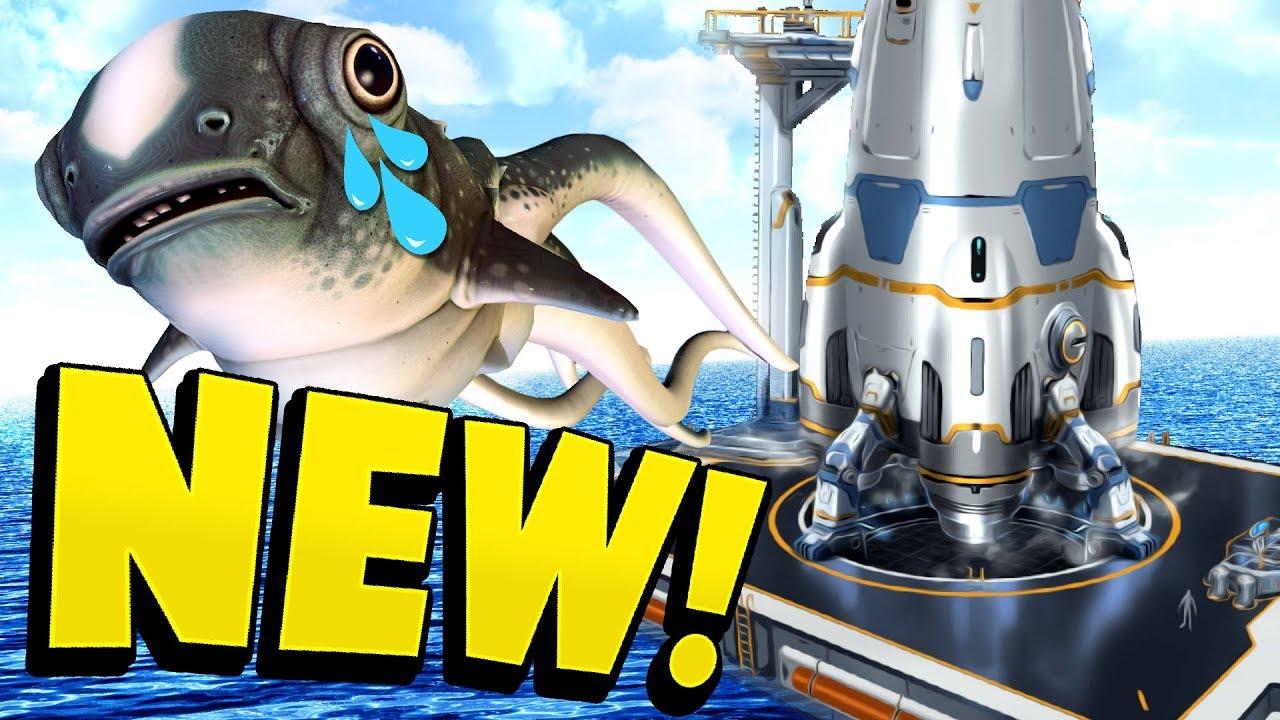 Subnautica - Rocket & Ending in Final Stages, CuteFish Goodbye