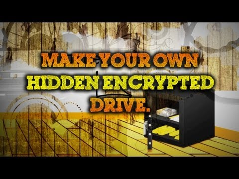 Hide Your Most Private Files In A Secret Encrypted Volume