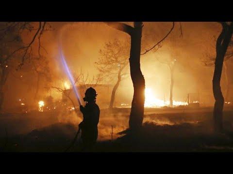 Ανακριτής για τη φωτιά στο Μάτι: Ενδείξεις ενδεχόμενου δόλου…