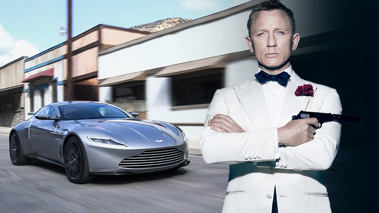 Driving one of only ten Aston Martin DB10s made for Spectre thumbnail