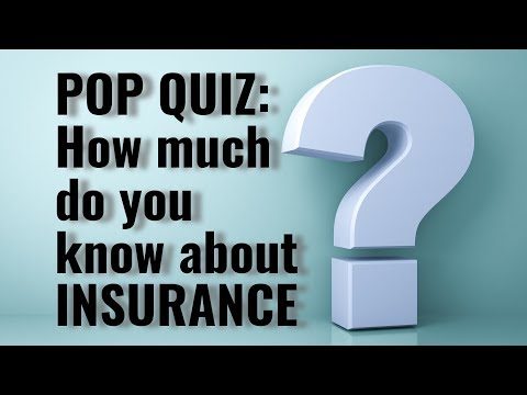 mp4 Insurance Agent Quiz, download Insurance Agent Quiz video klip Insurance Agent Quiz