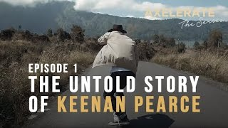 Gambar cover Axelerate The Series : The Untold Story of Keenan Pearce Ep.1