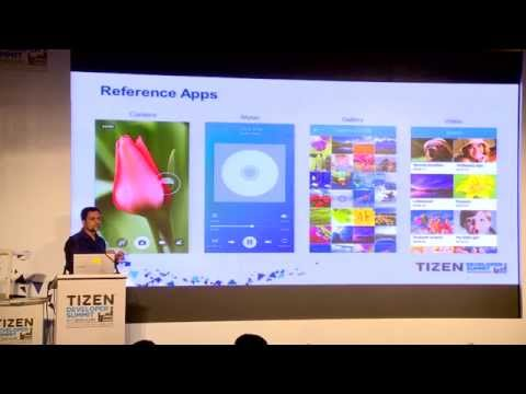 TDS 2015 - Heighten your App user experience with new TIZEN mobile UX