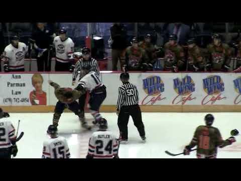 Josh Cousineau vs. Braden Hellems