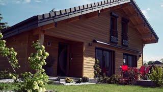 Construction Dun Chalet Bois De 100m² En Haute-Savoie à Le Lyaud (74)