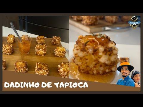 DEPOIS DESSE DADINHO DE TAPIOCA VOC NO VAI QUERER OUTRO