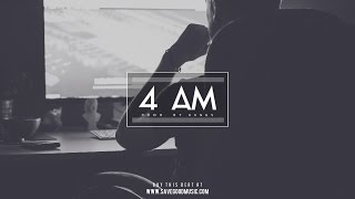 """""""4 AM"""" - Dope Trap Freebeat 2016 / Deep Smooth RnB Instrumental Beat [prod. by Hunes]"""