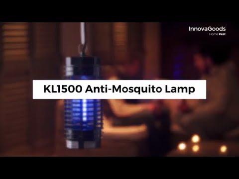 insektenvernichter 35 qm m cken lampe uv licht m ckenschreck gegen fliegen ebay. Black Bedroom Furniture Sets. Home Design Ideas