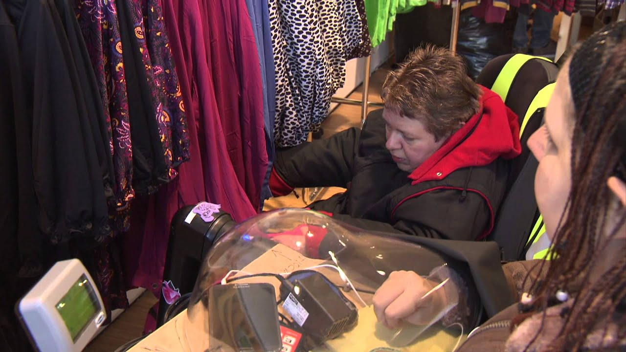 Modieuze kleding voor rolstoelgebruikers moeilijk verkrijgbaar