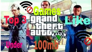 top 10 games like gta 5 for android under 100mb offline - TH