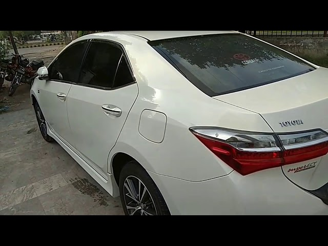 Toyota Corolla Altis Automatic 1.6 2017 for Sale in Lahore