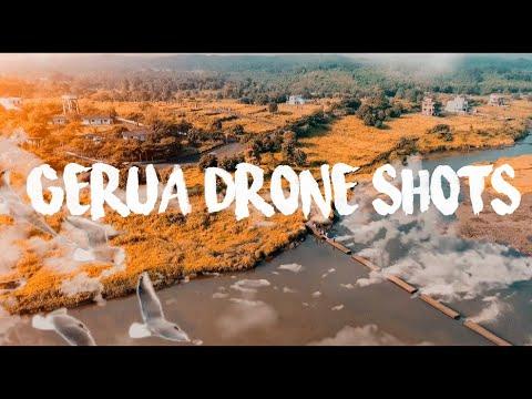 Gerua - Shah Rukh Khan   Kajol   Dilwale   Pritam   SRK Kajol Official New Song Video   Drone shots