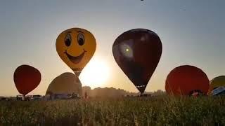 Фестиваль воздушных шаров в Пятигорске 2017