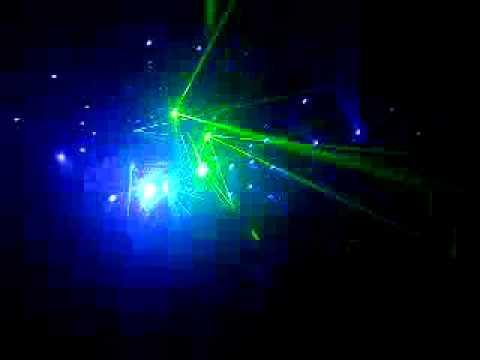 Le vene che sopportano il laser sono visibili