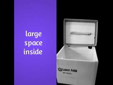 UV Disinfectant Chamber for Home -UVHomeSafe