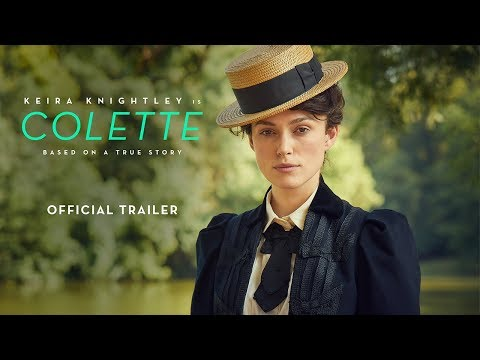 Video trailer för COLETTE | Official Trailer