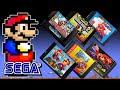 Los 6 Juegos Piratas De Super Mario Bros En Sega Genesi