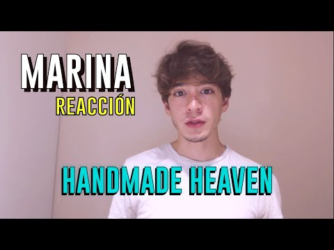 MARINA - Handmade Heaven | Reaction