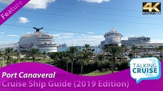 Port Canaveral Cruise Ship Guide (2019 Edition)